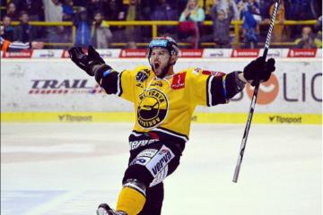 Daniel Sorvik v dresu Litvínova (instagram.com)